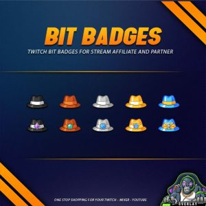 bit badges,preview,panama hat,overlaytemplate.com