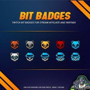 bit badges,preview,panda agent,overlaytemplate.com