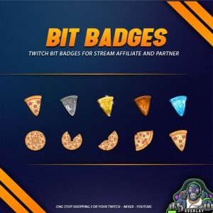 bit badges,preview,pizza,overlaytemplate.com