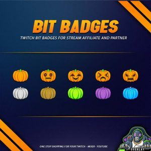 bit badges,preview,pumpkin,overlaytemplate.com