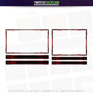 facecam,preview,anfrared,templateoverlay.com