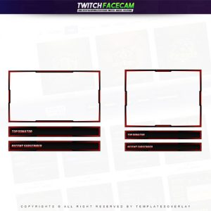 facecam,preview,compas,templateoverlay.com