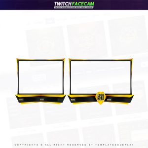 facecam,preview,kingdomyellow,templateoverlay.com