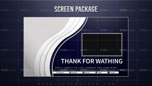 screen,preview,endcard,dot clean,overlaytemplate.com