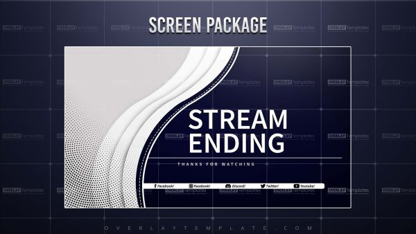 screen,preview,ending,dot clean,overlaytemplate.com