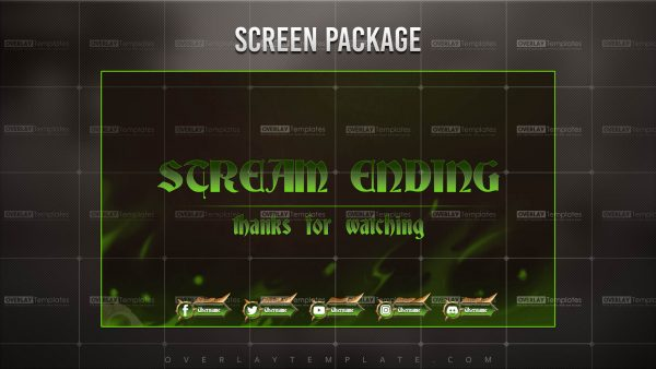 screen,preview,ending,dragons lair,overlaytemplate.com