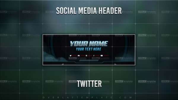 banner,preview,twitter,techno,overlaytemplate.com