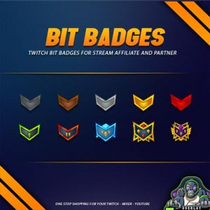 bit badges,preview,tier 2,overlaytemplate.com