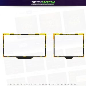 facecam,preview,techno5,templateoverlay.com