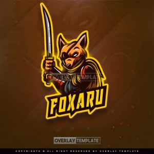 logo,preview,foxaru,overlaytemplate.com