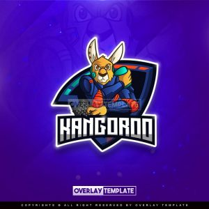 logo,preview,kangoroo gamer future,overlaytemplate.com
