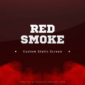 screen,thumbnail,smoke red,overlaytemplate.com