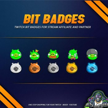 bit badges,preview,bad piggies,overlaytemplate.com