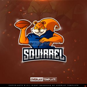 logo,preview,squirrel,overlaytemplate.com