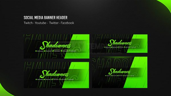 package,preview banner,shadowness,overlaytemplate.com