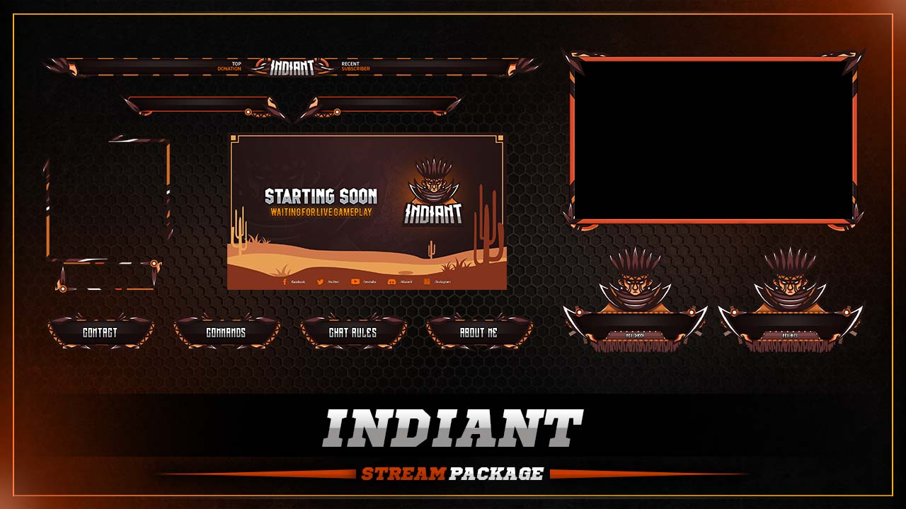 animated overlay package,preview thumbnail,indiant,overlaytemplate.com
