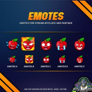 emote,preview,apple,overlaytemplate.com