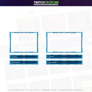 facecam,preview,aquos,templateoverlay.com