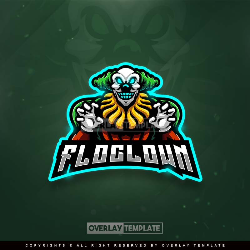 logo,preview,floclown,overlaytemplate.com
