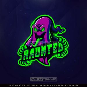 logo,preview,haunted,overlaytemplate.com
