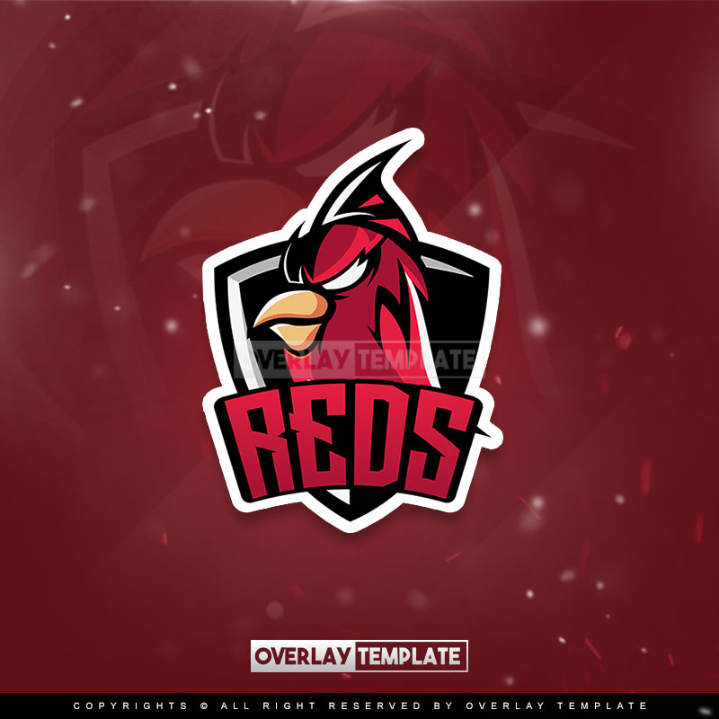 logo,preview,team reds,overlaytemplate.com