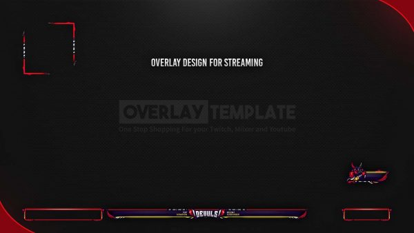 animated package,preview overlay 2,devuls,overlaytemplate.com
