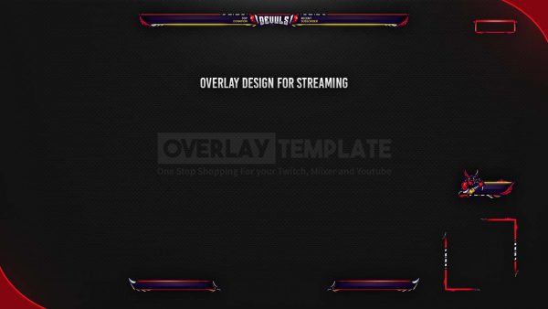 animated package,preview overlay 3,devuls,overlaytemplate.com
