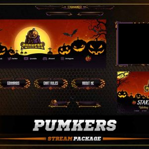 animated package,thumbnail,pumkers,overlaytemplate.com