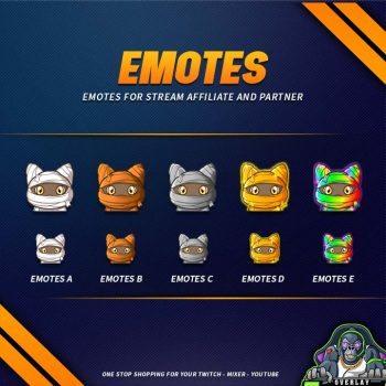 emote preview,mummy,overlaytemplate.com
