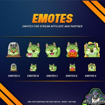 emote,preview,dog frankenstein,overlaytemplate.com