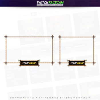 facecam,preview,hatchet,templateoverlay.com