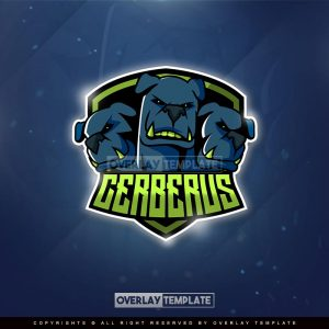 logo,preview,berus gaming,overlaytemplate.com