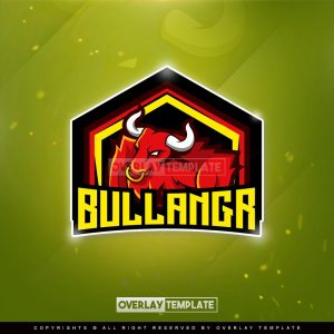 logo,preview,bull devil,overlaytemplate.com