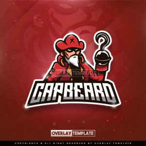 logo,preview,capbeard,overlaytemplate.com