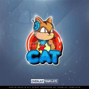 logo,preview,cat,overlaytemplate.com