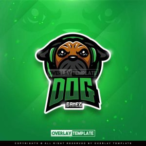 logo,preview,dogy gamez,overlaytemplate.com