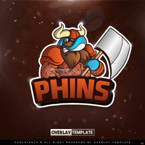 logo,preview,dolphin with viking stuff,overlaytemplate.com