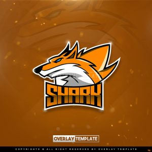 logo,preview,foxes squad,overlaytemplate.com