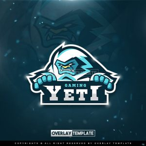 logo,preview,gaming yeti,overlaytemplate.com