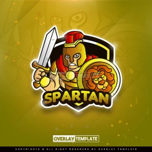 logo,preview,gladiator,overlaytemplate.com