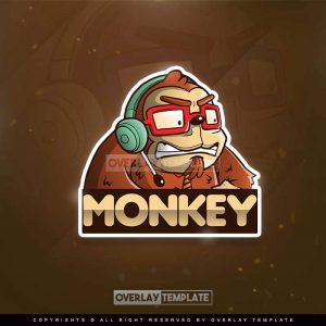 logo,preview,monkey,overlaytemplate.com