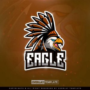 logo,preview,native eagle,overlaytemplate.com