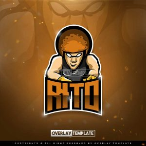 logo,preview,rito gaming,overlaytemplate.com