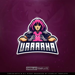 logo,preview,uraraka,overlaytemplate.com