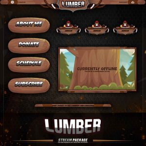 package,preview thumbnail,lumberjack,overlaytemplate.com