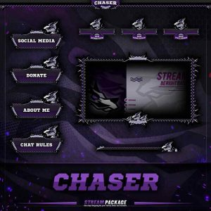 package,thumbnail,chaser gaming,overlaytemplate
