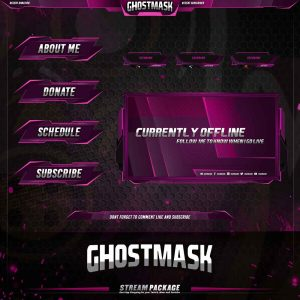 package,thumbnail,ghost mask,overlaytemplate.com