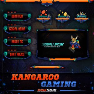 package,thumbnail,kanggaroo gaming,overlaytemplate.com