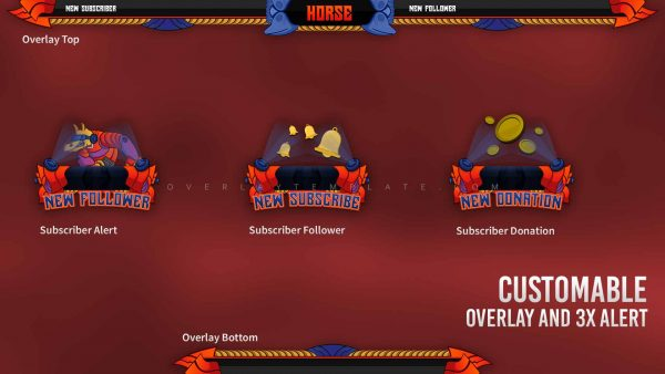 animated overlay package,preview overlay alert,horse gamer future,overlaytemplate.com