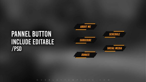 animated overlay package,preview,panel,delirium,overlaytemplate.com